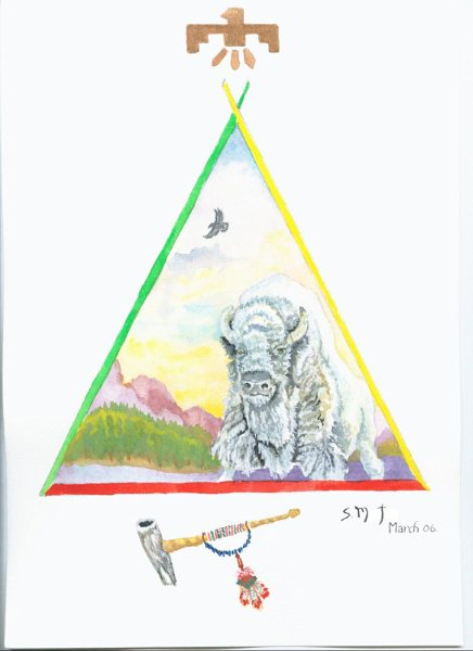Watercolour Paintings ~ Auragraphs~ (4/6)