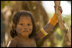 Kayapo Tribe 1