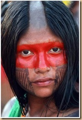 Kayapo Tribe