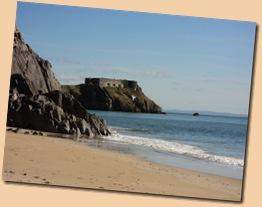 Beach Tenby