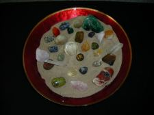 Cleansing~ Energising and Listening to your Heart My-crystal-dish