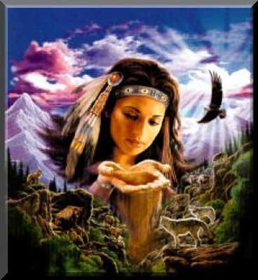 My Connection to Native American Indians