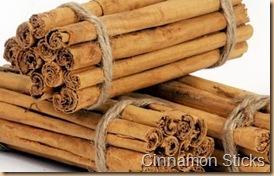 Cinnamon & Honey.