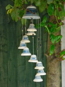 Wind chime bells