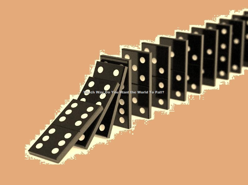 antigones domino effect