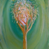 Spring Tree in my Seasons series