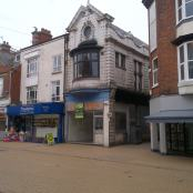 Old Co-operative Building, Another victim as more shops close