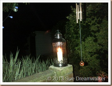 Summer Lantern Light