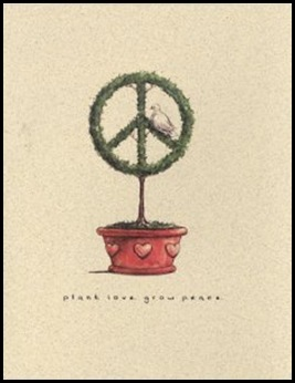 Friday Facts ~ What has happened to our Hearts? Plant-love-grow-peace