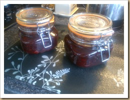 Preserving in air-tight Jars