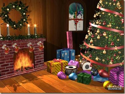 The Spirit Of Christmas Christmas-scene-christmas