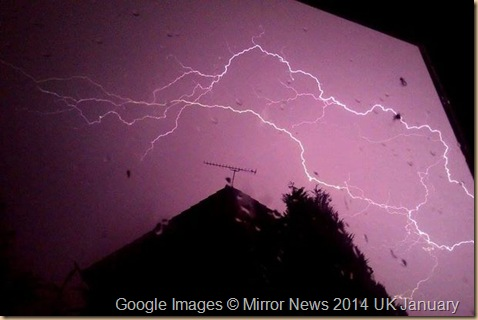 Lightning UK Jan 2014