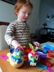 Creative Time with PlayDough