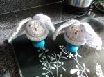 Rabbit Egg Cosy's