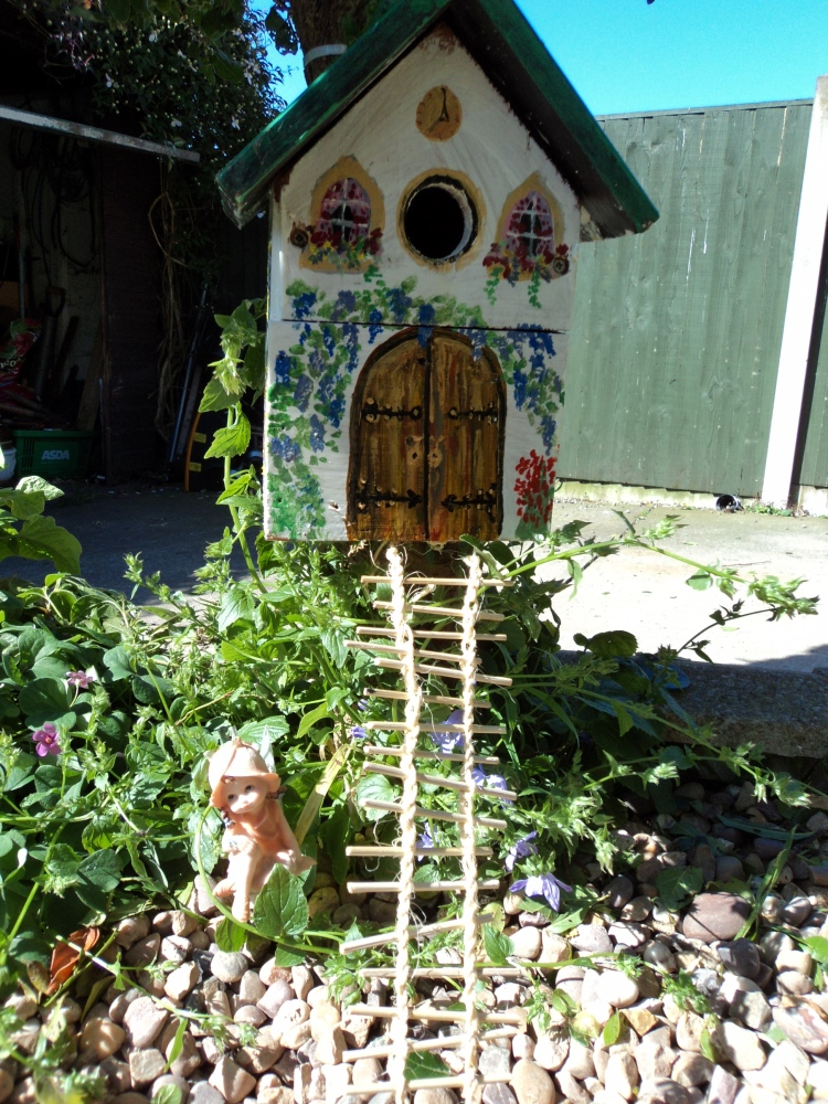Are There Fairies At The Bottom of Your Garden? (6/6)