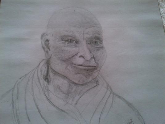 My Tibetan Monk