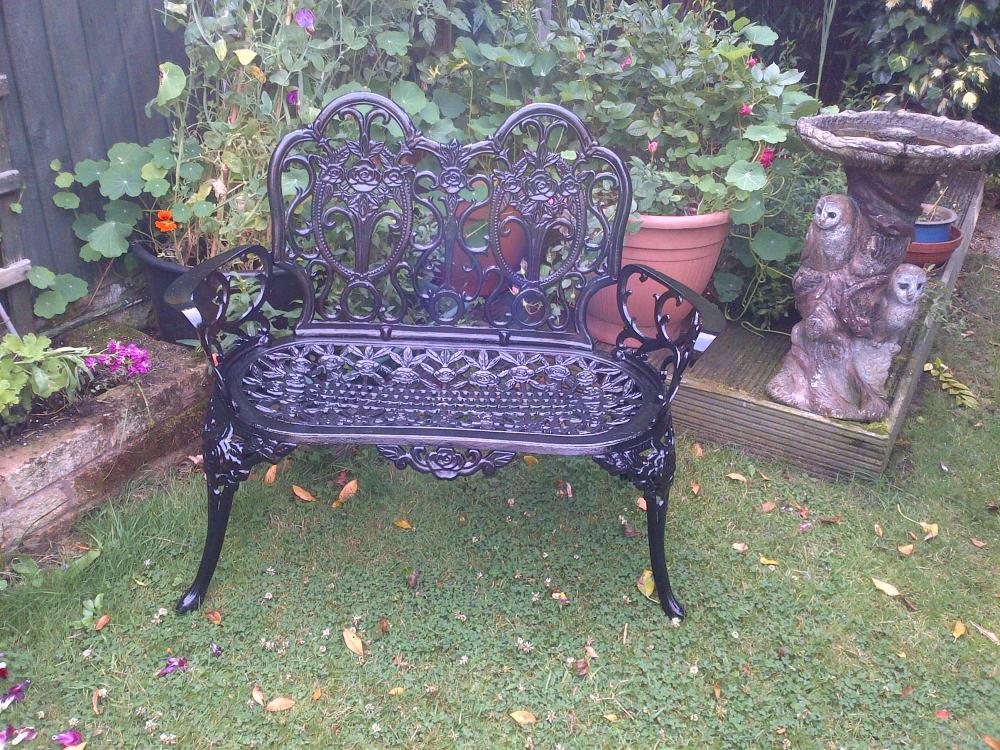 Revamping Garden Furniture~ Nature breaks (1/5)