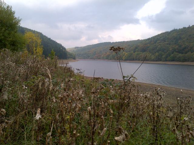 And still another bend to follow at Ladybower