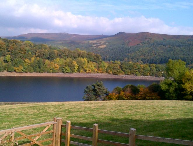 Autumn Hills at Ladybower