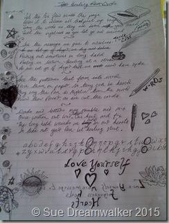 Healing Words Poem