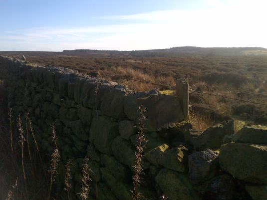 Dry stone walls built to last ~Barriers we all build~