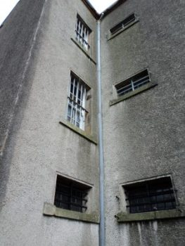Inveraray jail.