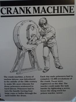 The Crank Machine