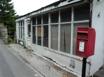Old shop and One time Post office