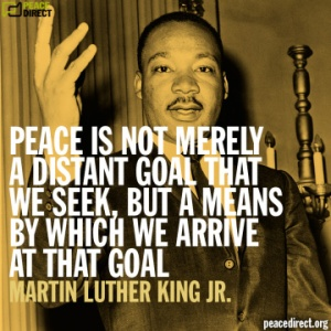 #PeaceChallenge