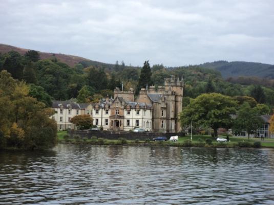 Loch Lomand Cameron House