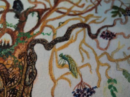 ELDER Snake branch