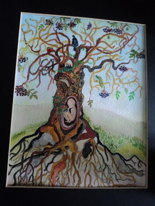 Elder Tree Complete
