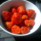 Strawberries..