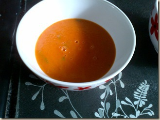 Guest: Roasted Tomato Soup